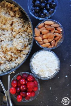 How to make the best oatmeal ever and keep it fun so your kids never get bored of it!