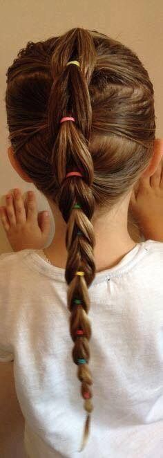 25 little girl hairstylesyou can do yourself girl hairstyles discover recipes home ideas style inspiration and other ideas to try solutioingenieria Images