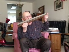 Love this: After 90 years, his love for the harmonica remains #music #passion #arts