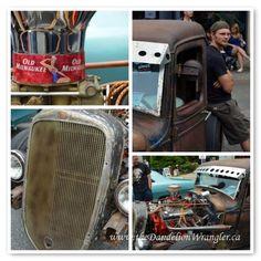 Images from the #PortCoquitlam Car Show. #poco100 via theDandelionWrangler.ca