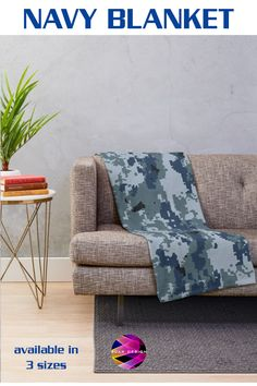 Shop Army camouflage throw blankets by Scar Design. Perfect gift for #valentinesday or any other occasion. #navy #military #navycamouflage #navycamo #navycamopattern #militarygift #navyseal #navygift #valentinesdaygift #valentinesdaygift #giftforhim #giftforher #findyourthing @redbubble @scardesign11 Camo Blankets, Throw Blankets, Military Gifts, Navy Military, Gifts For Art Lovers, Valentines Gifts For Him, Medieval Art, Edge Design, Prints For Sale
