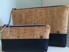 Kosmetiktaschen von emmina (designed in Tulln) Louis Vuitton Neverfull, Bag Making, Tote Bag, How To Make, Bags, Design, Handbags, Louis Vuitton Neverfull Damier