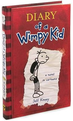 Diary of a Wimpy Kid yes i love it :)