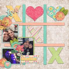 PS I love you - Scrapbook.com
