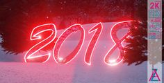 2018 New Year Background 4