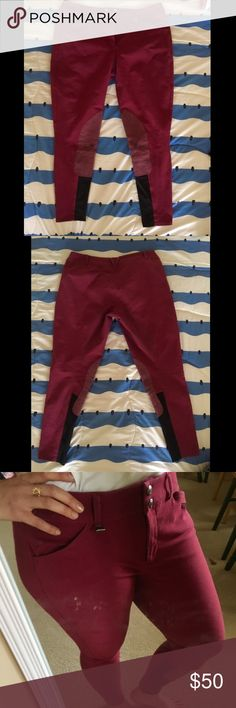 Equestrian Breeches • ROMPH Equestrian breeches. Size 30R. Stretchy material. Great condition. Romph Pants Skinny