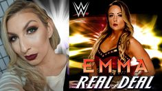 """Hi Everyone, it's been a while since I've done regular Wrestling inspired videos so I thought Emma would be the perfect inspiration. Her """"Real"""" Emma look is . Emma Makeup, Nxt Divas, Makeup Inspiration, Superstar, Wwe, Inspired, Music, Youtube, Musica"""