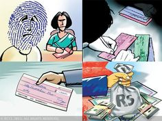 Slideshow : Five reasons why cheques are turned down - Five reasons why cheques are turned down - The Economic Times