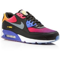 the best attitude 23614 a5994 Nike Air Max 90 Sneakers (13015 DZD) ❤ liked on Polyvore featuring shoes,