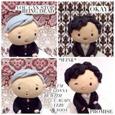 Via @Vereen Tjoeng  Sherlock mini-sode Many Happy Returns