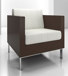 I would love to see this chair in someone's office. I don't know about anyone else, but I judge an office by how it is designed, and how modern it it. This chair is really modern and comfy looking, so it is a good choice!