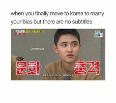 Seriously they don't come with subtitles girls