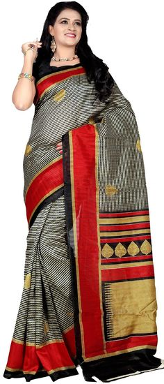 Samskruti Sarees Women's Faux Georgette Saree (SSPEE-5551_Grey): Amazon : Clothing & Accessories  http://www.amazon.in/gp/product/B017DGA7XS/ref=as_li_tl?ie=UTF8&camp=3626&creative=24822&creativeASIN=B017DGA7XS&linkCode=as2&tag=onlishopind05-21
