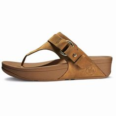 6806322d5b4f Womens Fitflop Via Vogue Khaki Sandals