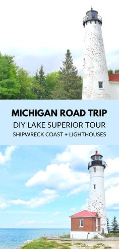 see the post for more! michigan summer vacation spots, ideas, places in the US. michigan things to do upper peninsula up north. lake superior, great lakes. US outdoor vacation road trip midwest