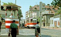 Milițianul la borcan, o specie dispărută de care probabil nu știai   Bucurestii Vechi si Noi Paris, Bucharest Romania, Busses, My Town, Old City, Public Transport, Verona, Old Photos, Street View