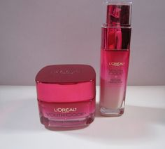 L'Oreal Youth Code Texture Perfector reviews - Serum Concentrate and the Day/Night Cream *for ALL skin types*