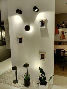 Outdoor lighting GROW #desgn #lighting Showroom Interior Design, Lighting Showroom, Light Building, Led, Outdoor Lighting, Electric, Display, Store, Light House