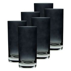 I liked this design on Color Me Cooler Set of 6 Gray - Home Decor I Cool, Cool Stuff, Goth Home, Deco Retro, Gothic Home Decor, Gothic House, Interior And Exterior, Interior Office, Modern Interior