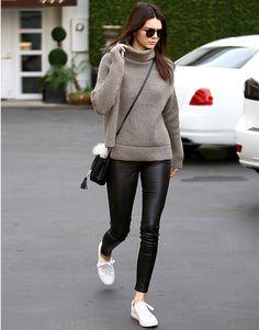 Kendall Jenner trägt nur noch diese Sneaker - Très Click