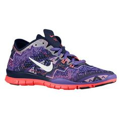 the latest 4986f cf708 Nike Free 50 TR Fit 4 Print ObisidanHyper GrapeHyper PunchIvory Womens Shoes  ObisidanHyper GrapeHyper PunchIvory     More info could be found at the  image ...