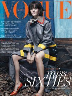 awesome Sam Rollinsson por Raf Stahelin para Vogue Coréia Outubro 2014  [Capa]