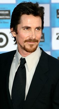 I've had a crush on Christian Bale since I was 7. And for good reason...
