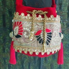 Mini Red Wayuu