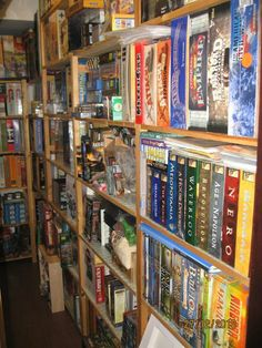 Show us your Wargame Room! Please post your photos & annotations! Board Game Organization, Board Game Storage, Board Game Cafe, Fun Board Games, Exterior Design, Interior And Exterior, Game Rooms, Show Us, Store Displays