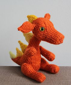 Dragon Baby Hat Knitting Pattern : 1000+ images about Miniature knitting on Pinterest Knitting patterns, Minia...