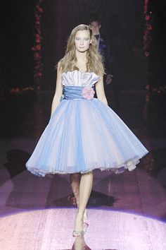 Betsey Johnson | Spring 2008 Ready-to-Wear Collection