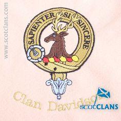 Clan Davidson Custom