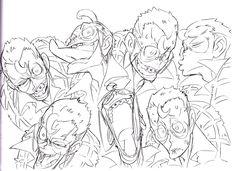 Kill la Kill Vol. 2 Sketch Art Book - Anime Books