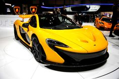 25 coolest cars In Jay Leno's garage - Yahoo Autos 2014 McLaren Leno's 2014 McLaren was the first example of the hybrid supercar to arrive in the U. and is just one of 375 ever built. Mclaren P1, 1965 Corvette, Car In The World, Car Ins, Fast Cars, Sport Cars, Concept Cars, Ferrari, Muscle Cars