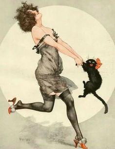 Chéri Hérouard for La Vie Parisienne, c. 1923