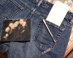All the best tips for making DIY denim cutoffs from Goodwill jeans, all in one place