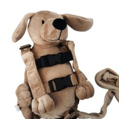 Plush Doggy Backpack Animal Harness is a cute plush safety animal backpack harness to help keep your child safe and close. Animal Backpacks, Baby Shop Online, Cute Plush, Child Safety, Your Child, Kids Outfits, Teddy Bear, Toys, Children