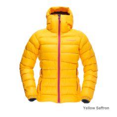 Norrona Womens Lyngen Light Weight Down 750 Jacket at 47°