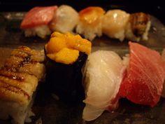 Endo Fish Market - Best Sushi in Osaka
