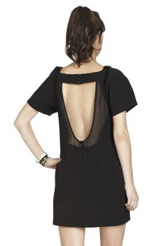 Pleat-Sleeve Dress | BCBGeneration