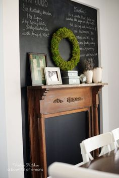 DIY Fake Fireplace Facades + Faux Mantel Makeovers | Apartment Therapy