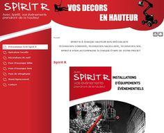 Spirit R installations d'équipements évènementiels