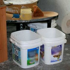 This is generally a good guide for setting up a pottery studio.