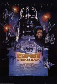 Movie Poster Shop Presents 100 Best Selling Movie Posters - The Empire Strikes Back (1980)