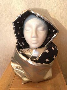 Stars cosmonaut vinyl scoodie by CiervaUK on Etsy Stars, Etsy, Star