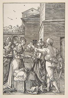 Albrecht Dürer (German, Nuremberg 1471–1528 Nuremberg) Date: 1510