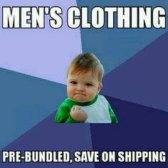 Tons of great clothes for men! Shirts, coats, and shorts - some are new with tags, all are like new. Most are pre-bundled, so you'll save on shipping. Really want to save? Bundle a couple of bundles and get 15% off my already low prices. These are great clothes at low prices. Patagonia, Royal Robbins, Aigle, and Daniel Cremieux are some of the brands. Other