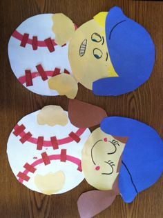 Baseball buddies more preschool baseball activities, basebal