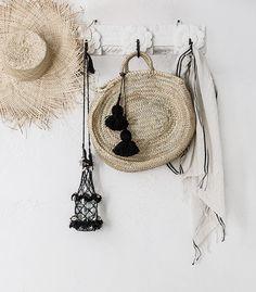 ATELIER RUE VERTE , le blog: Nouvelle-Zélande / Une chambre avec de belles touches ethniques /