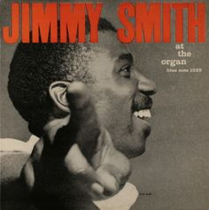Jimmy Smith at the Organ - Blue Note BLP 1525